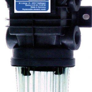 Separ Filtr paliwa - separator wody Seria EVO10