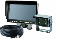 Ecco Zestaw kamera cofania z monitorem LCD 7 cali