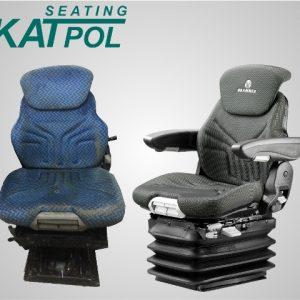 Modernizacja i modyfikacja foteli