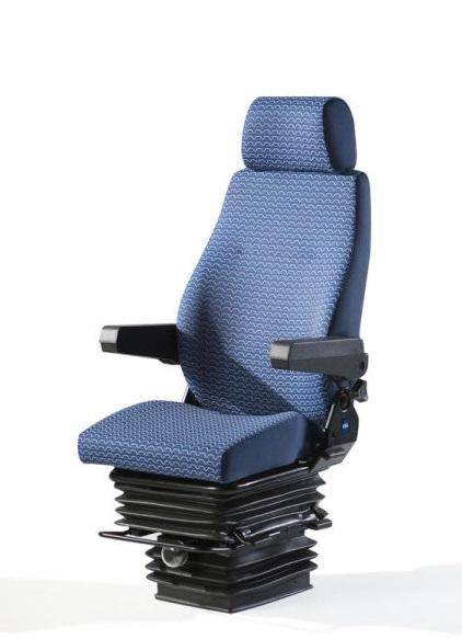 Fotel kierowcy FISA FA 418.1