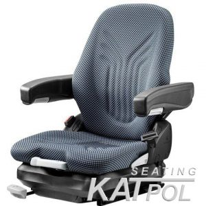 Fotel operatora Grammer Primo XXM