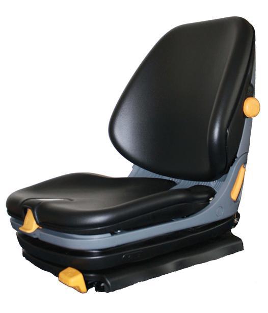 Fotel operatora na zawieszeniu pneumatycznym KAB Compact