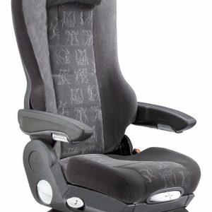 Fotel kierowcy MAN TG