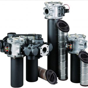 Parker Filtry hydrauliczne powrotne