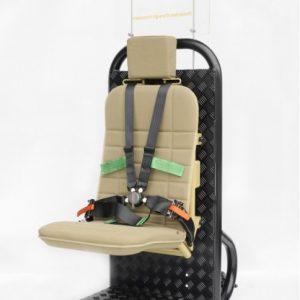 Fotel Załogi Statyczny TEK Light Basic ProTEK®