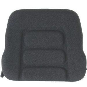 Poduszka oparcia materiałowa czarna Grammer DS85/90