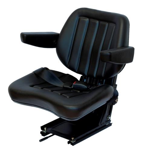Fotel kierowcy United Seats