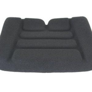 Poduszka siedzenia materiałowa czarna Grammer DS85/90