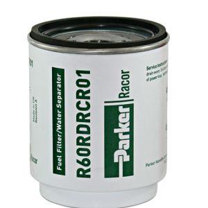 +R60RDRCR01+Wkład+puszkowy+filtra+paliwa+Racor+