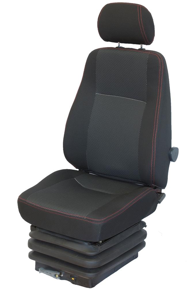 cs85/c4, fotel operatora maszyny górniczej, united seats, United Seats CS85/C4- fotel operatora