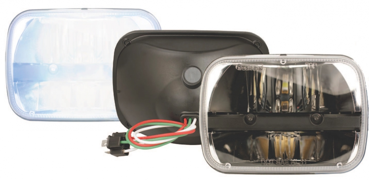 Truck-lite 27450C NP LED, lampa drogowa