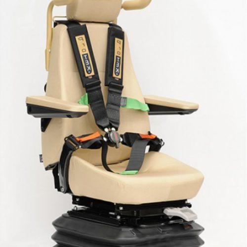 fotel dowódcy, fotel kierowcy pojazdu wojskowego, TEK ProTEK, TEK ProTEK® - Fotel Kierowcy/Dowódcy