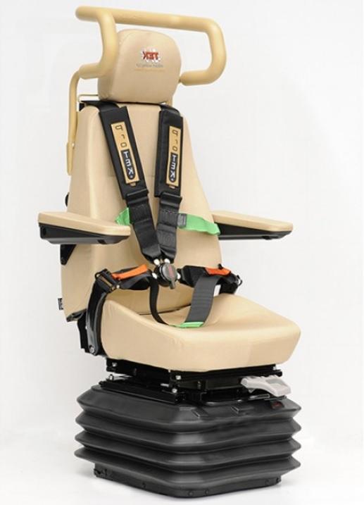 Fotel Kierowcy/Dowódcy TEK ProTEK®