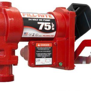 Tuthill Pompa FR4405GE 24V