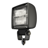Lampa Nordic Lights KL1002 LED