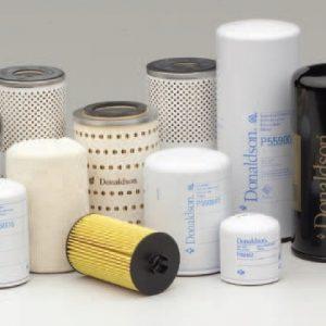Donaldson filtry oleju