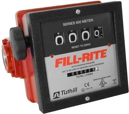 Tuthill Przepływomierz mechaniczny 901L1.5X418