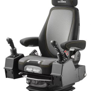 Fotel kierowcy pod manipulator Grammer Actimo Evolution