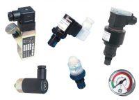 Internormen/Eaton Wskaźniki zanieczyszczenia wkładów filtracyjnych