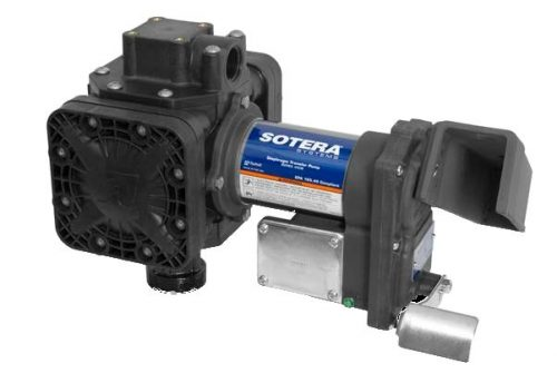 Pompa membranowa SOTERA FR210B 24V