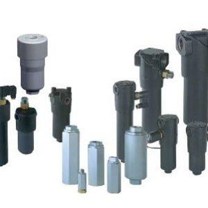 Donaldson Filtry in-line wysokociśnieniowe