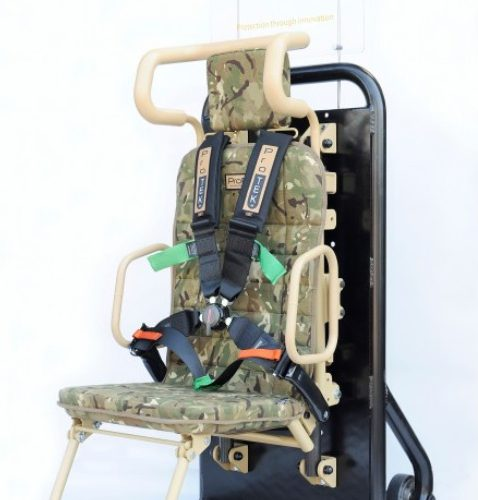Fotel Załogi TEK ProTEK®
