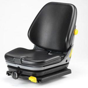 Siedzenie KAB Compact na zawieszeniu mechanicznym- fotel operatora