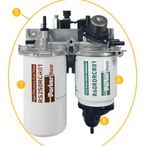 Filtr paliwa– RENAULT SERIA C / D / K / T – DTI 11, DTI 13