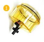 Filtr paliwa IVECO STRALIS, TRAKKER EURO 5
