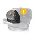 Filtr paliwa -IVECO STRALIS, TRAKKER EURO 6