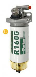 Parker Racor Filtr paliwa IVECO STRALIS, TRAKKER EURO 6